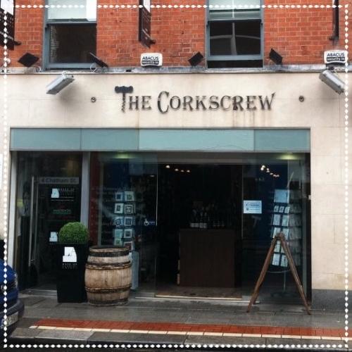 The Corkscrew - Dublin 2