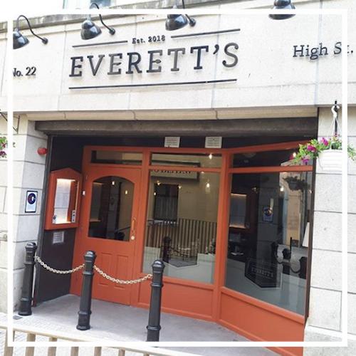 Instagram.com/everetts_restaurant