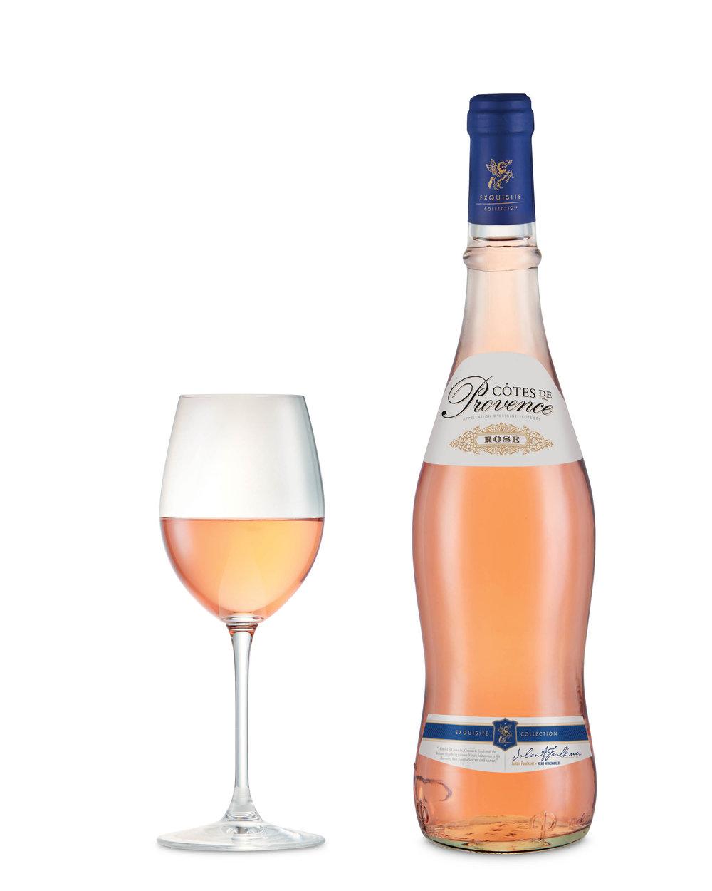 Exquisite Collection Côtes de Provence Rosé 2018