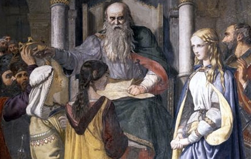 The story of Lear and his daughters has modern-day resonance.