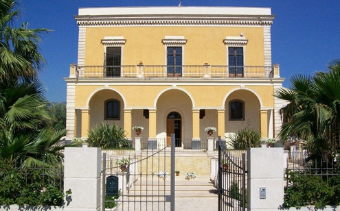 In purchasing a villa in Italy, like this one in Sicily, a trust might come in handy.