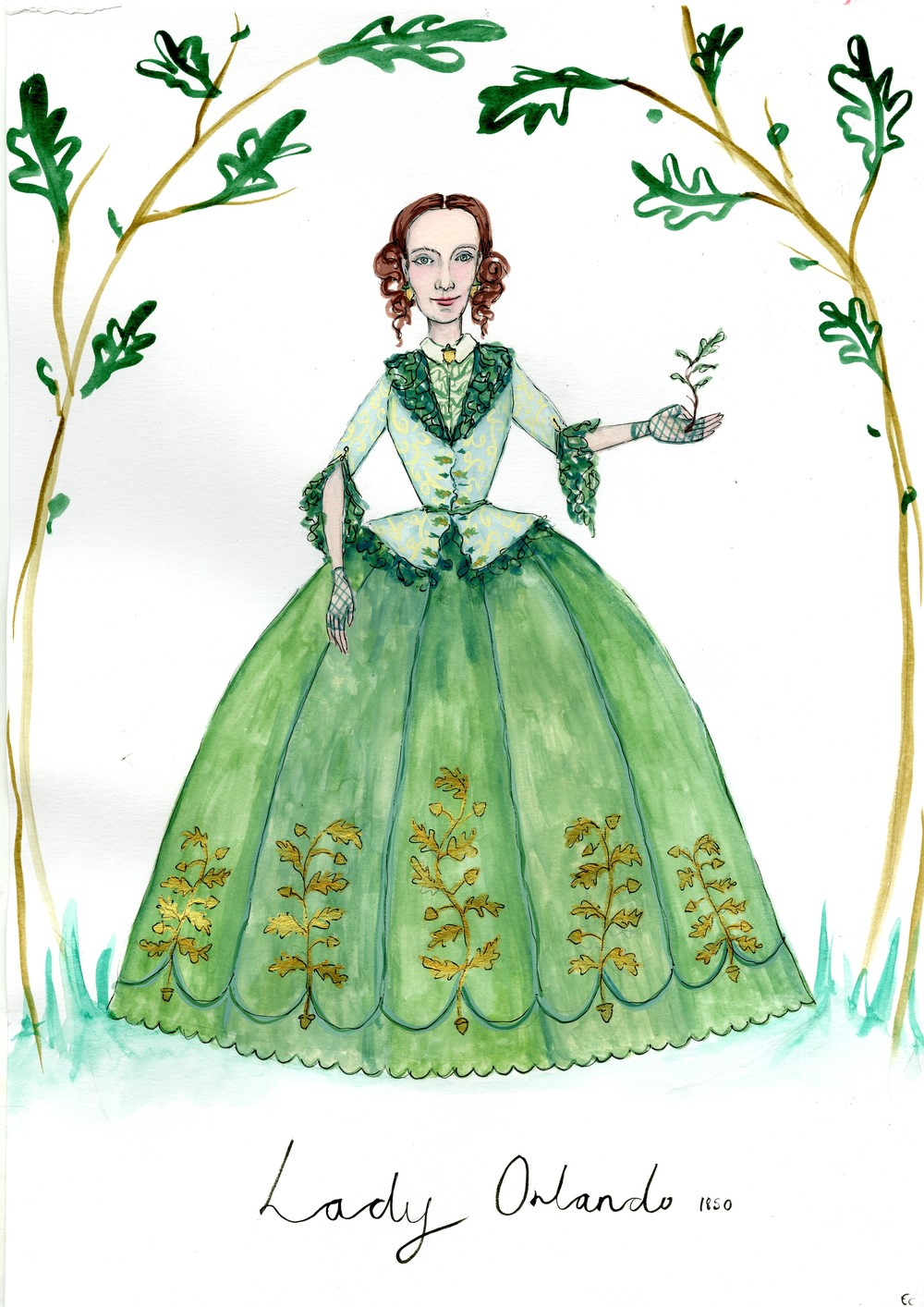 Lady Orlando