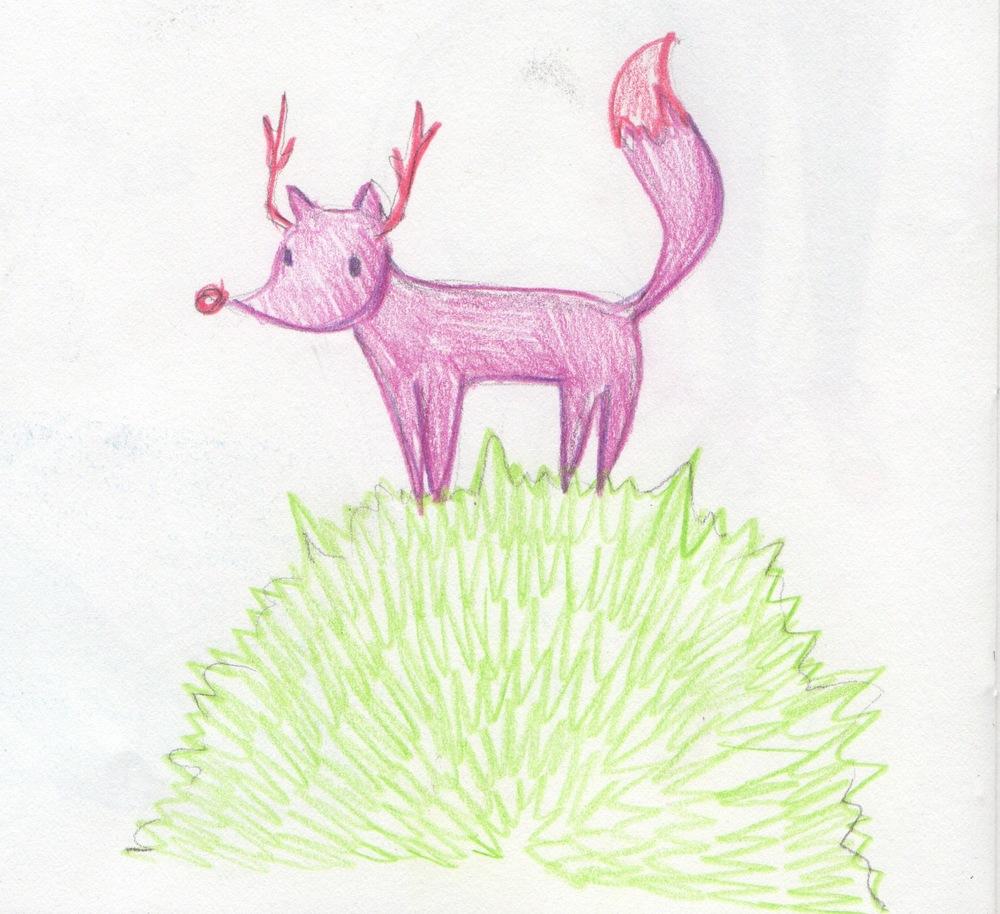 Foxy dear