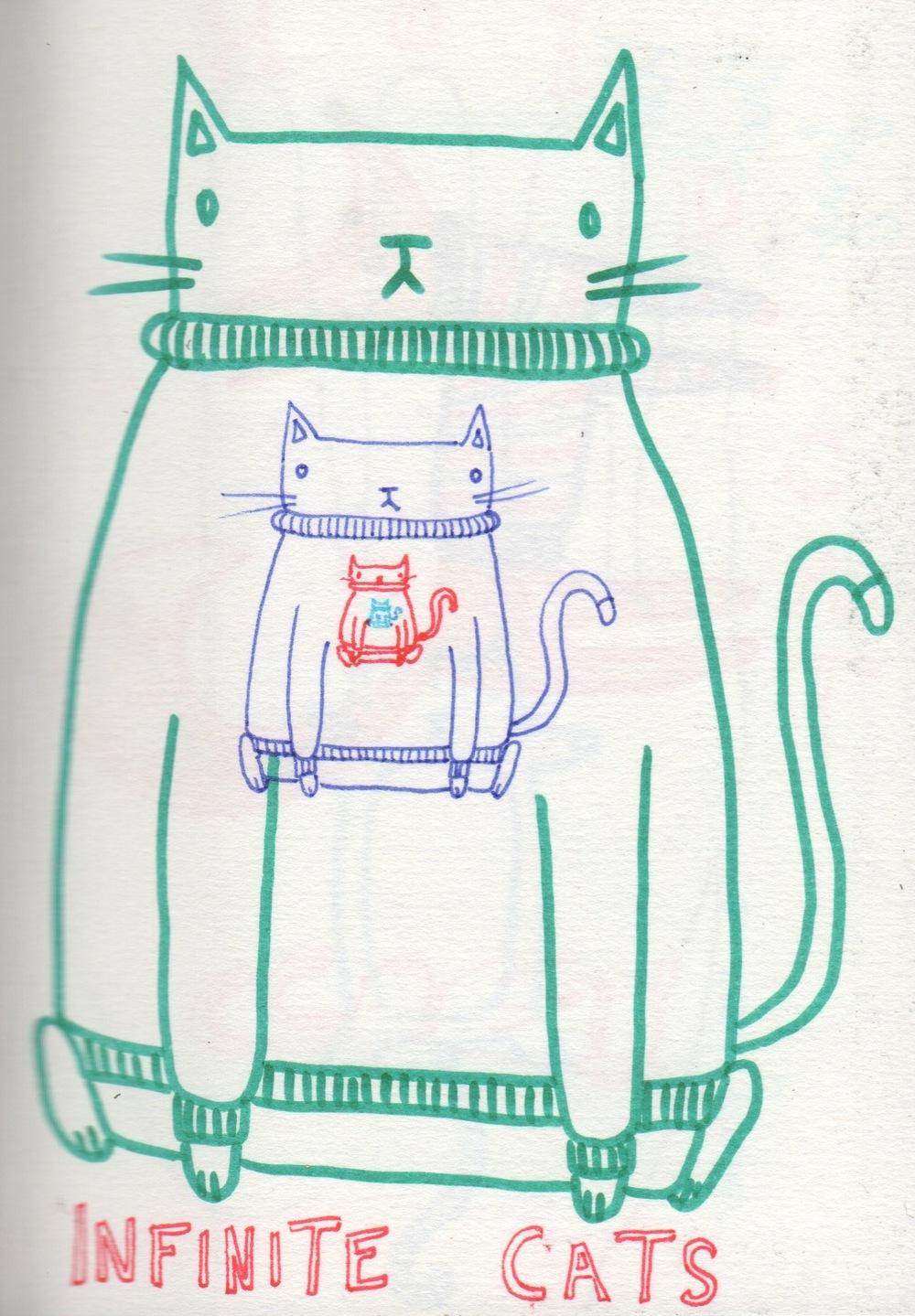 INFINITE CATS