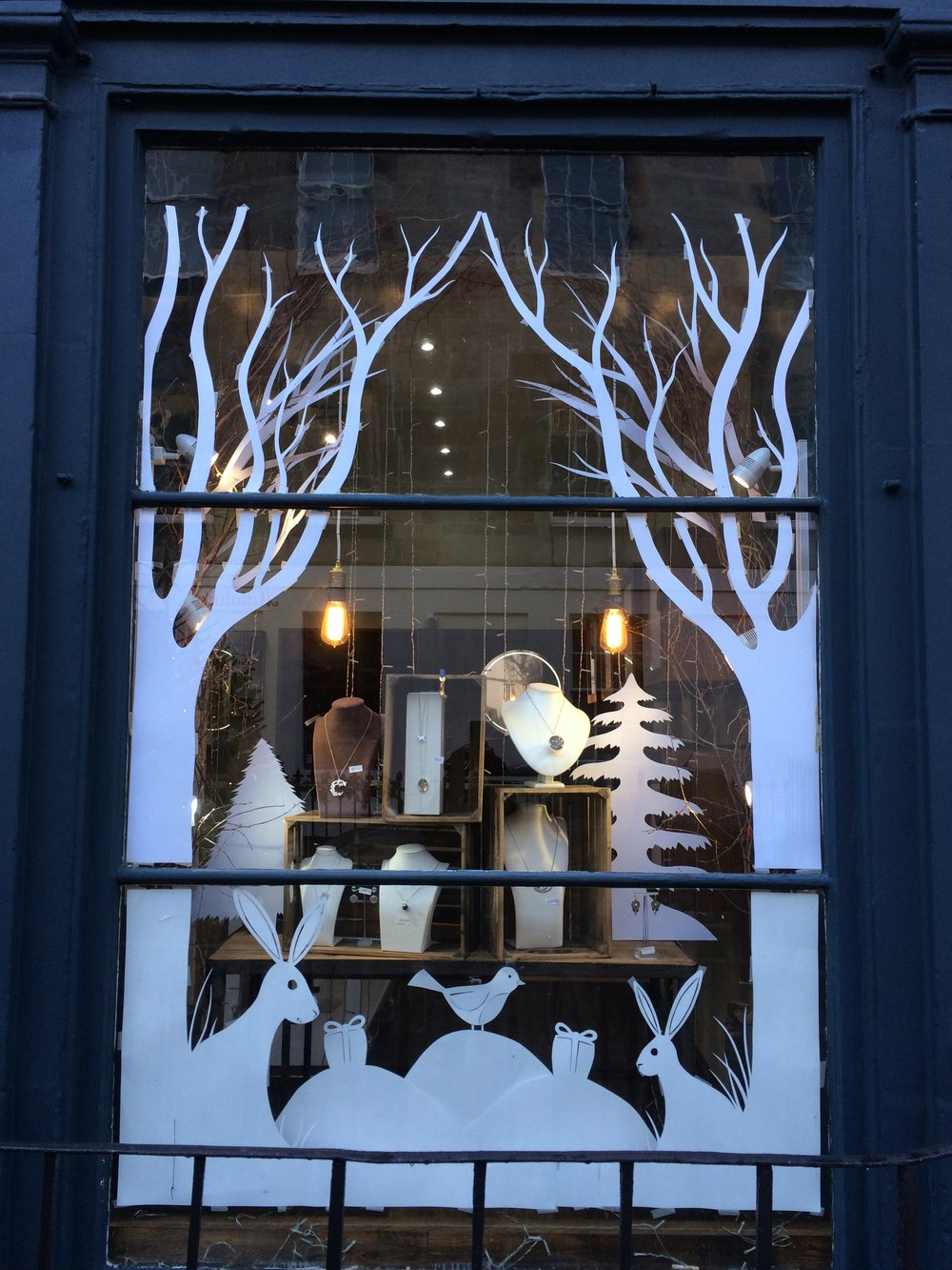 Winter Window 2016 at Lily Luna