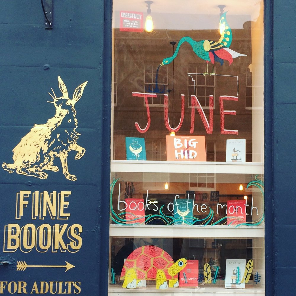 June Window 2017 at Golden Hare