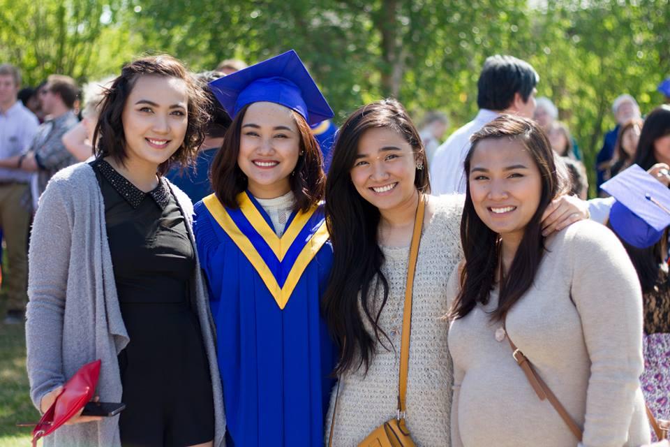 Micah's HS Graduation