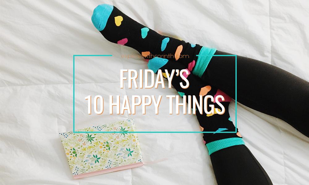 10 happy Things