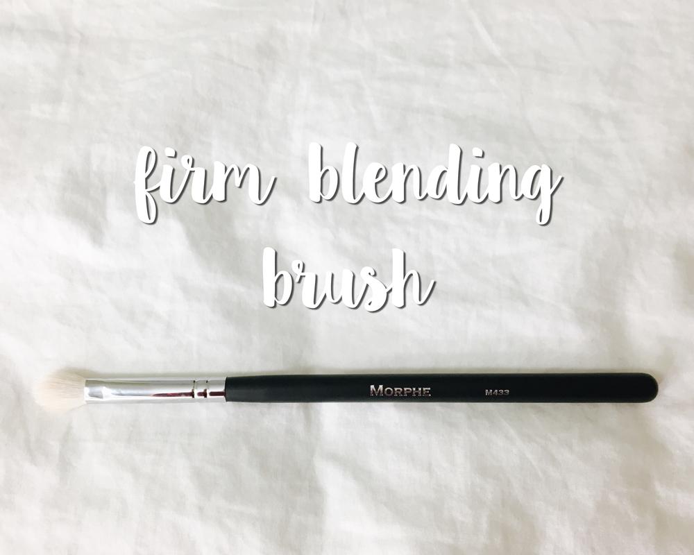 Firm Blending Brush