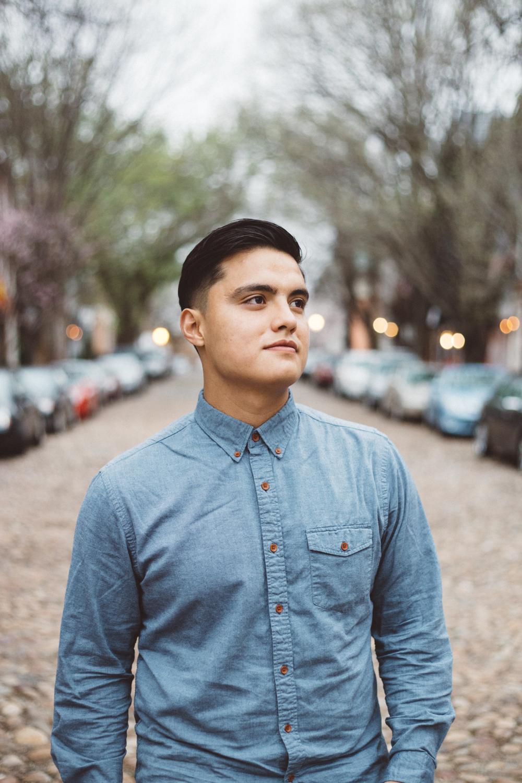 Jorge Suarez Portrait