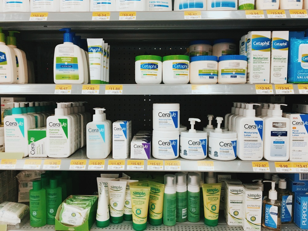 Personal Care Section