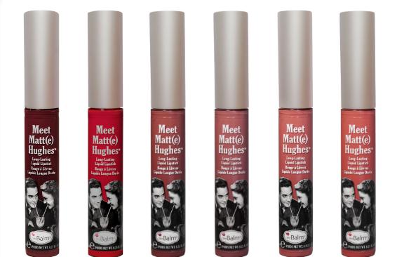 Meet Matte Hughes Liquid Lipstick