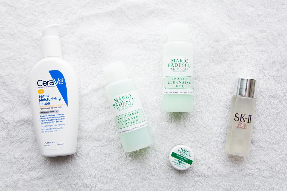 Skincare Favorites   Explorewithcorinth