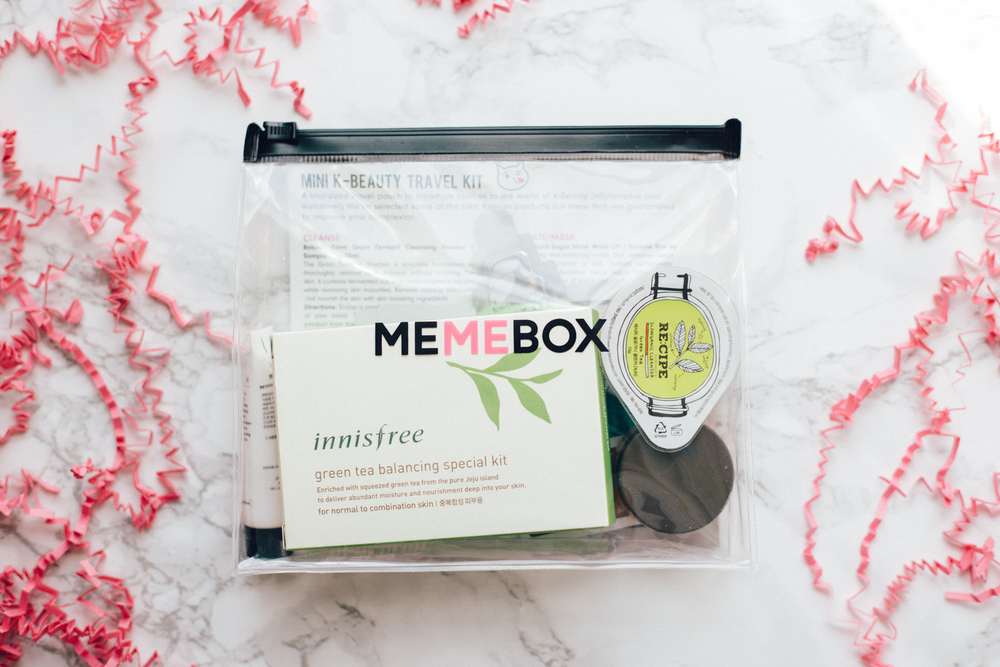 Mini K-Beauty Travel Kit | MemeBox