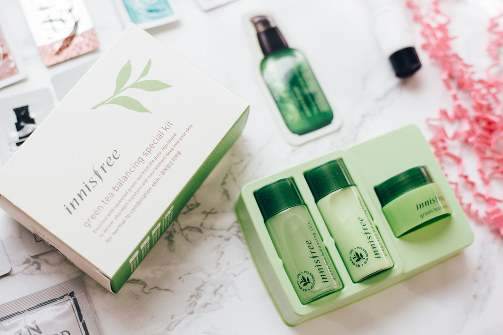 InnisFree in Mini K-Beauty Travel Kit | MemeBox