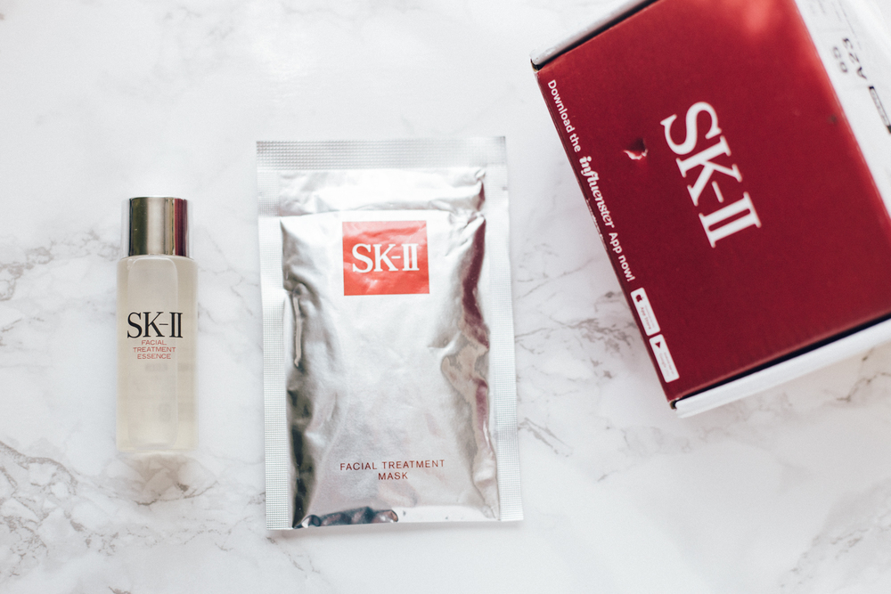 My SK-II Products were provided by influenster