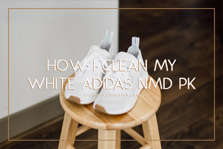 How To Clean Adidas NMD Primeknit
