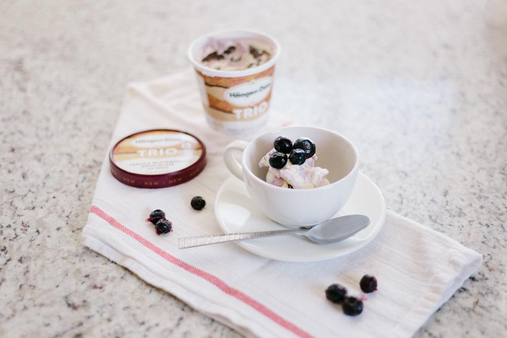 Häagen-Dazs TRIO Ice Cream