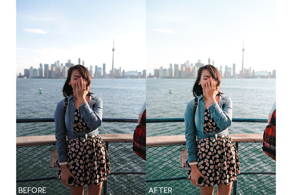HOW I EDIT MY BLOG PHOTOS - edited with CLEAN 3 Preset