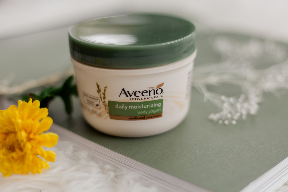 Aveeno® Daily Moisturizing Body Yogurt Vanilla & Oats
