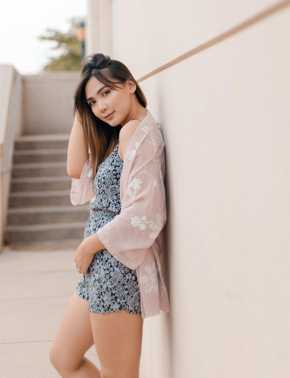 How I Styled My Kimono