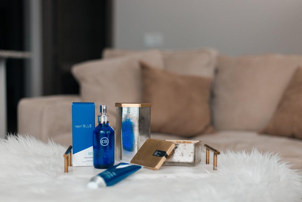 CAPRI BLUE STYLE -