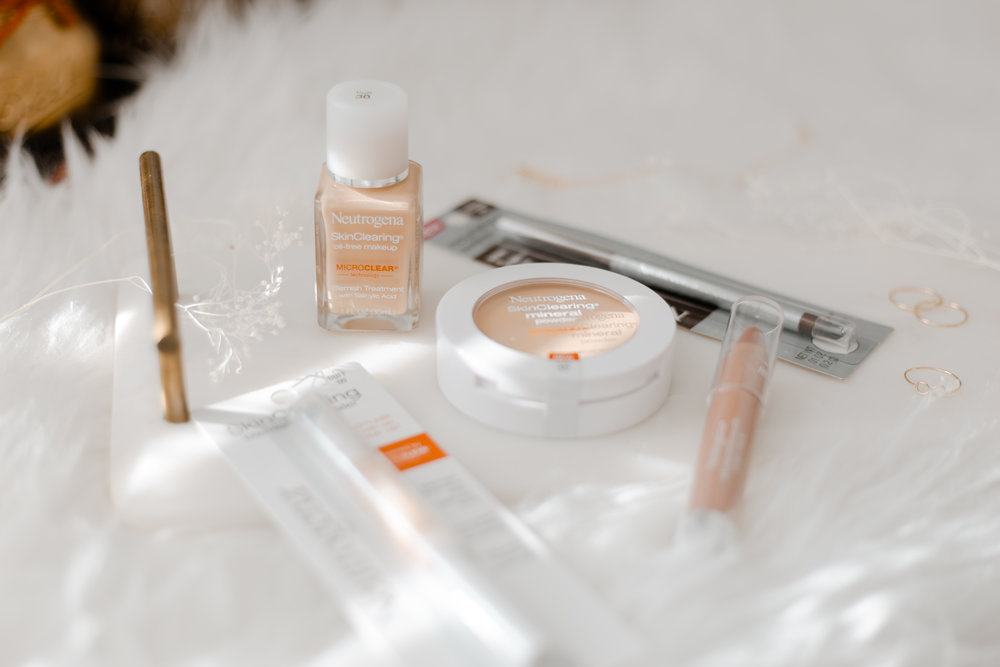 EASY BACK-TO-SCHOOL MAKEUP WITH NEUTROGENA -