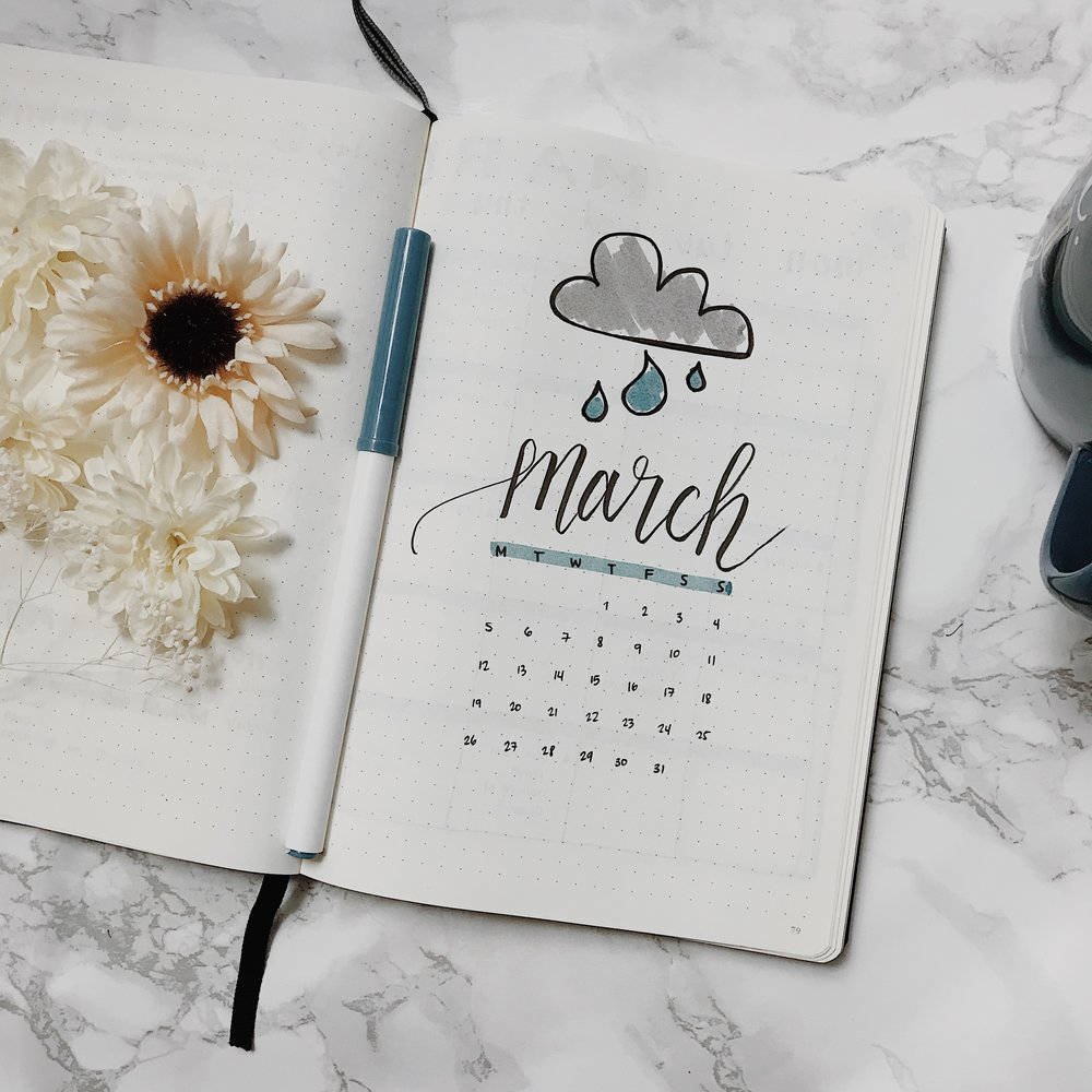 March Plan With Me - 2018