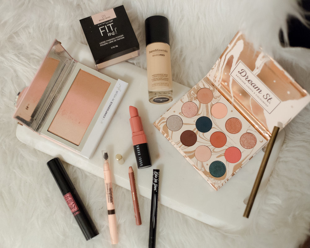 CURRENT MAKEUP FAVES -