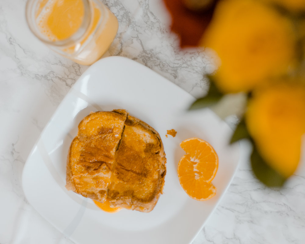 Easy Grilled Cheese Sandwich with Black Creek Cheese
