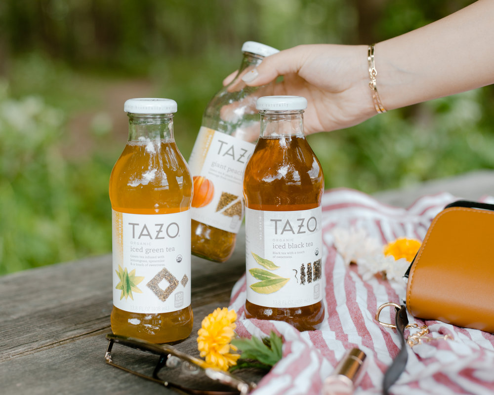 Refreshing Quality Time with Tazo Tea -