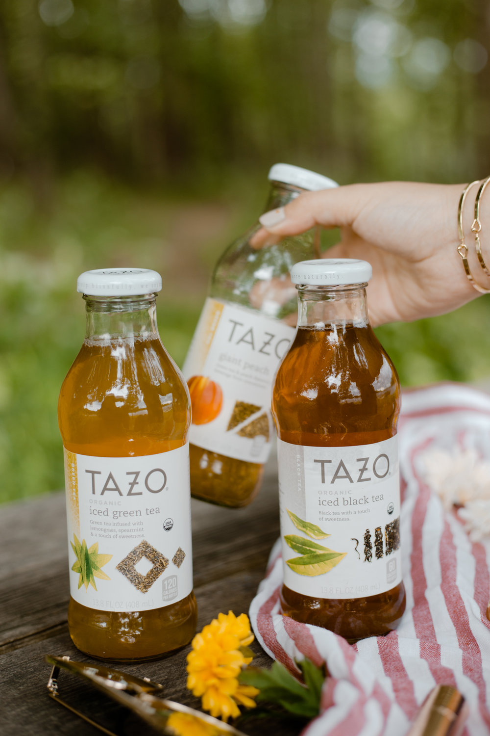 Refreshing Quality Time with Tazo Tea