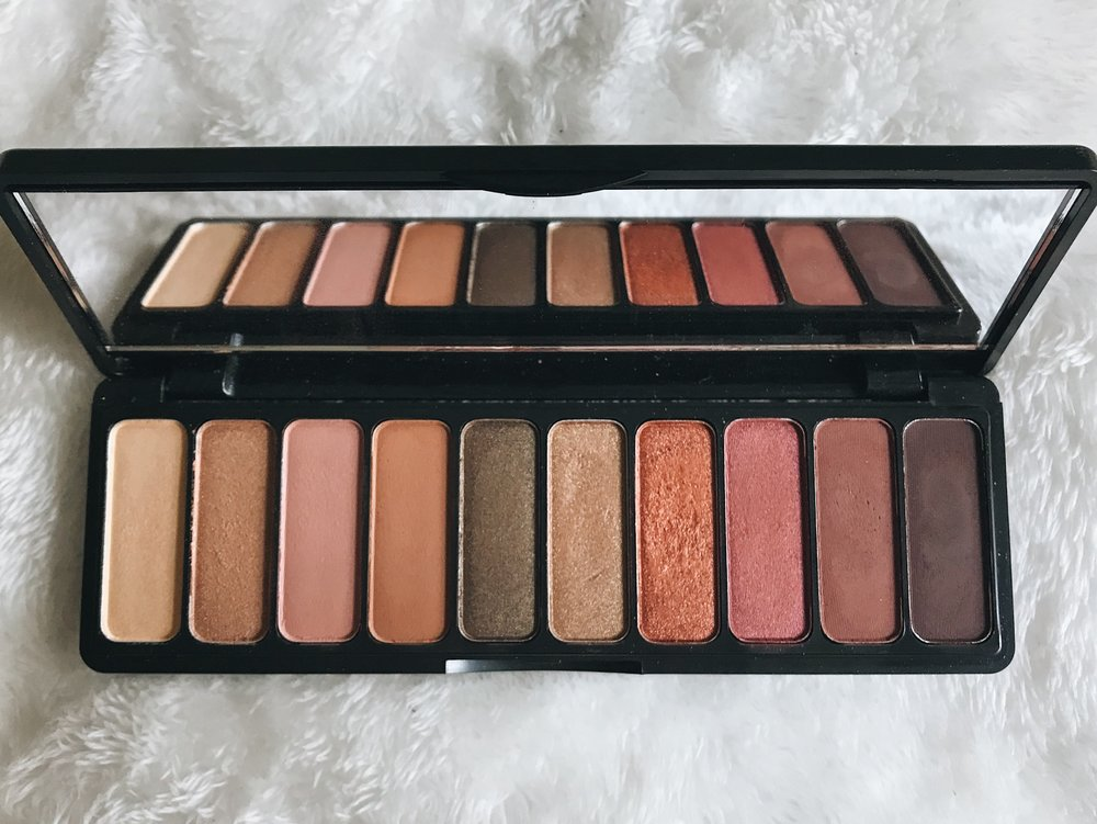 ELF Rose Gold Sunset Eyeshadow Palette