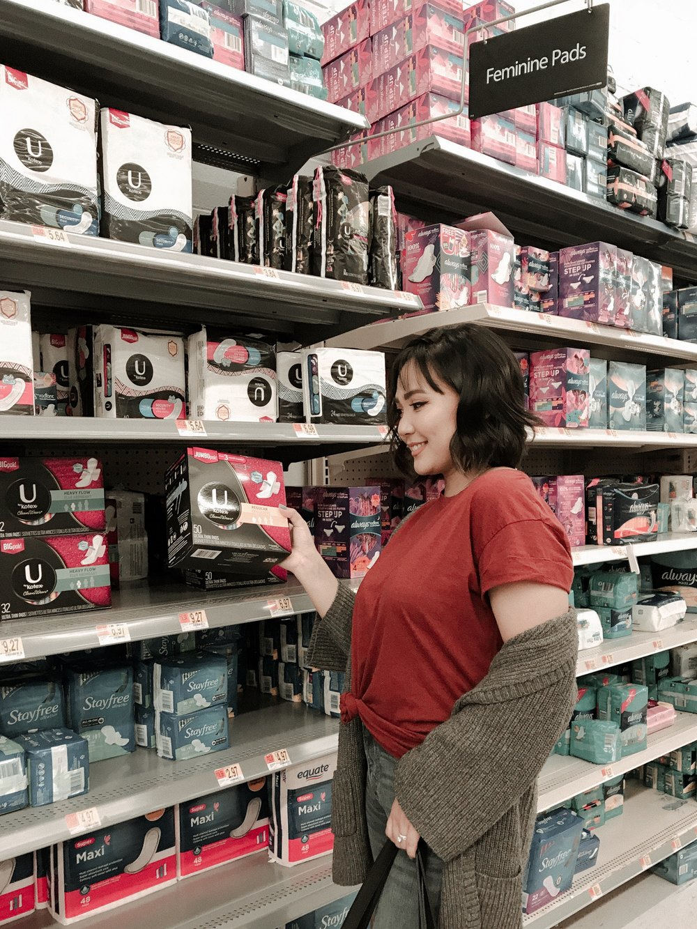 This is How You Can Help End Period Poverty with U by Kotex® and Walmart