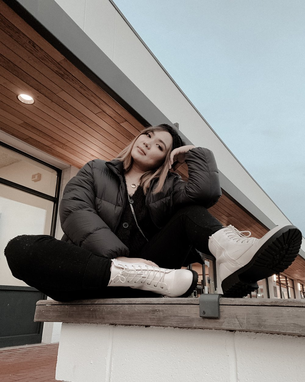 How I Styled my Fake Dr. Martens