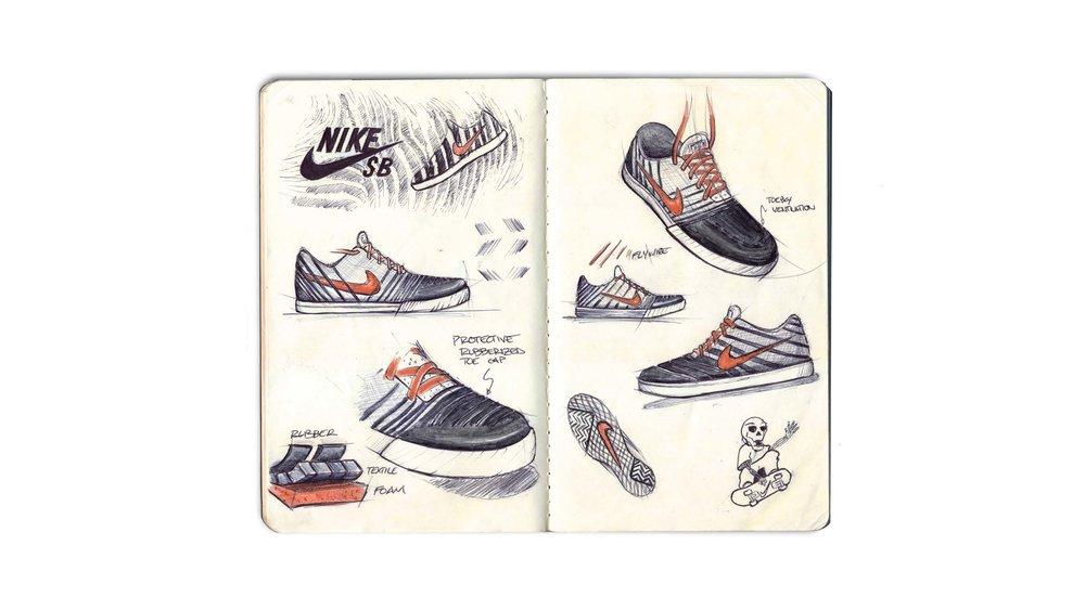 NikeSB Zebra