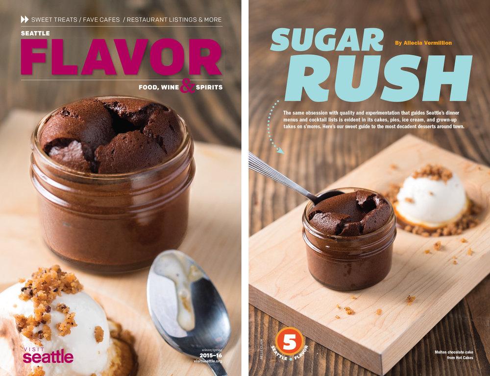 Visit Seattle Flavor Guide