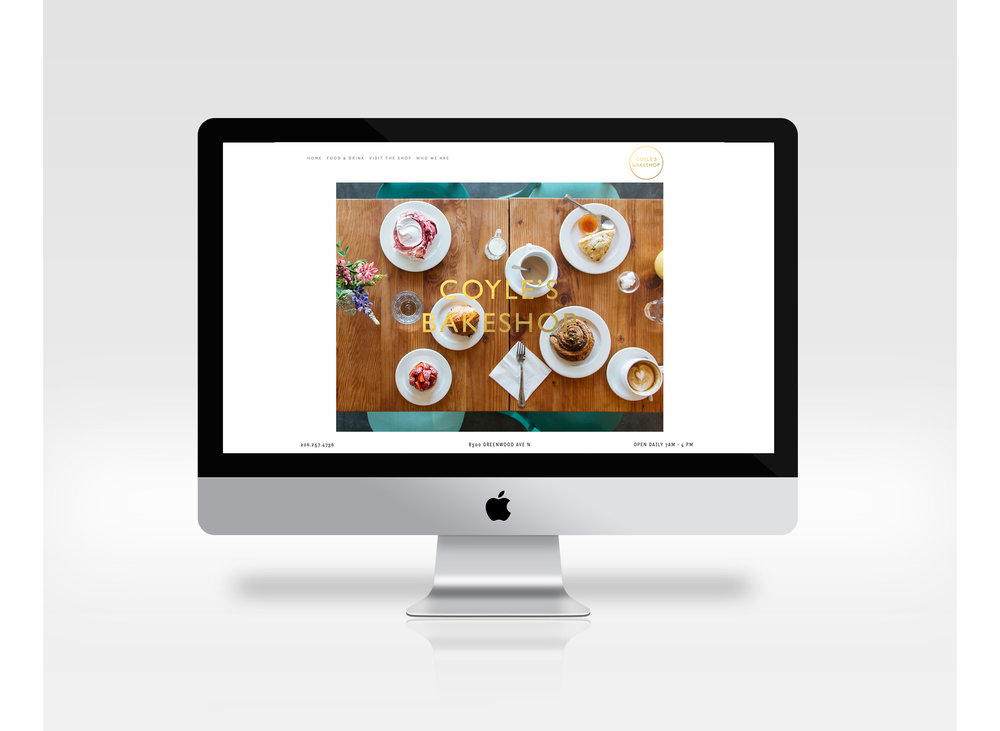 Coyle's Bakeshop Home Page