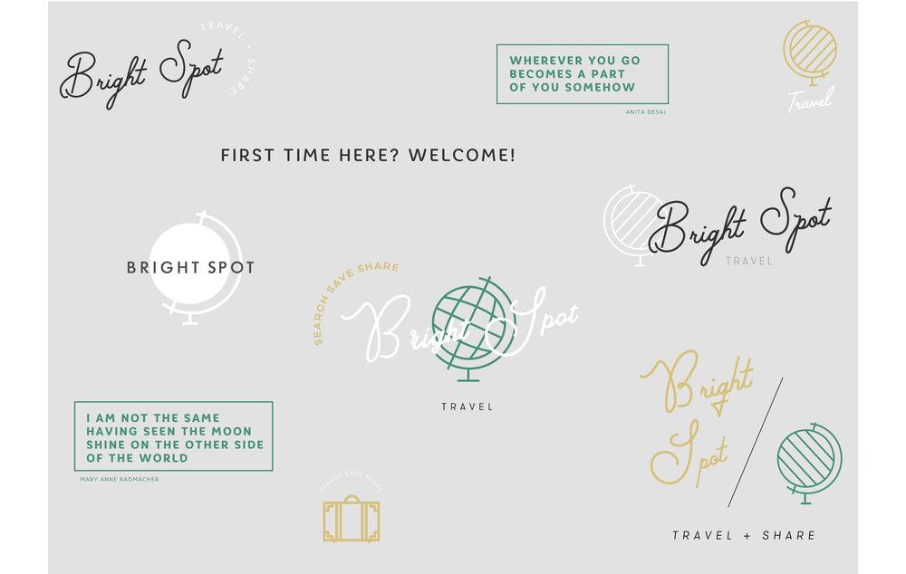 Bright Spot Brand Elements