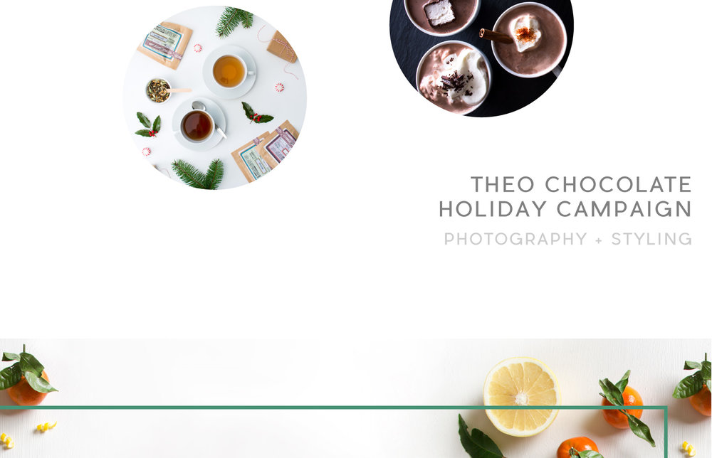 Theo Chocolate Holiday