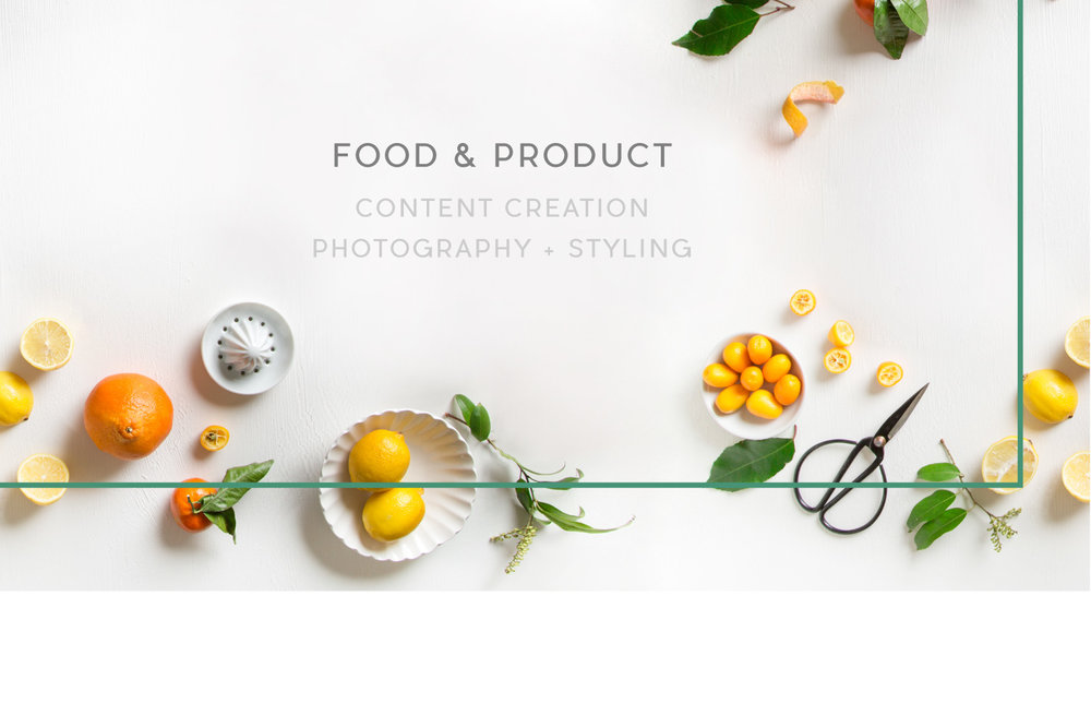 Food and Product