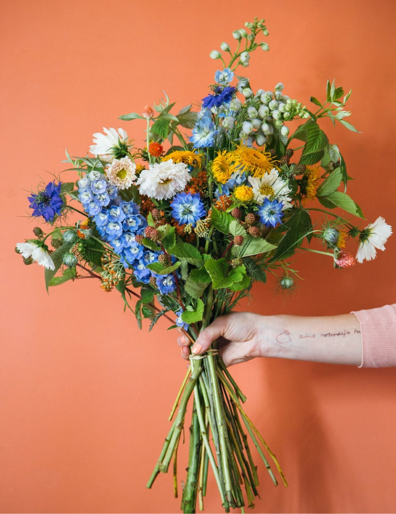 Odd-Flowers-Boquets-on-Orange.jpg