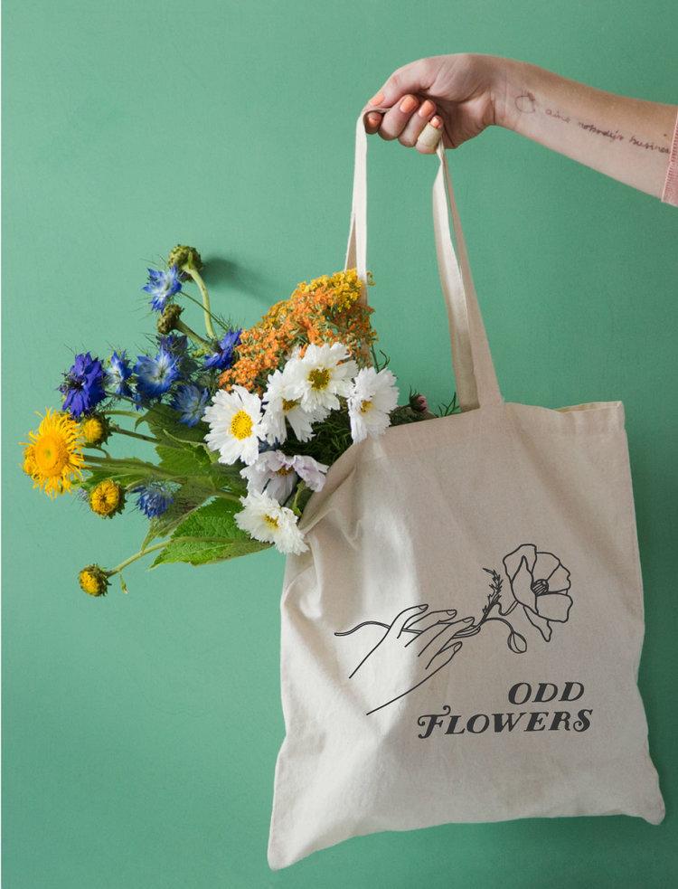 Odd Flowers - BrandING, Photography