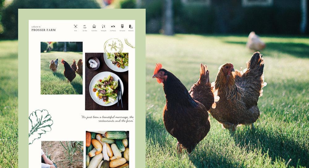 Prosser Farm Home Page