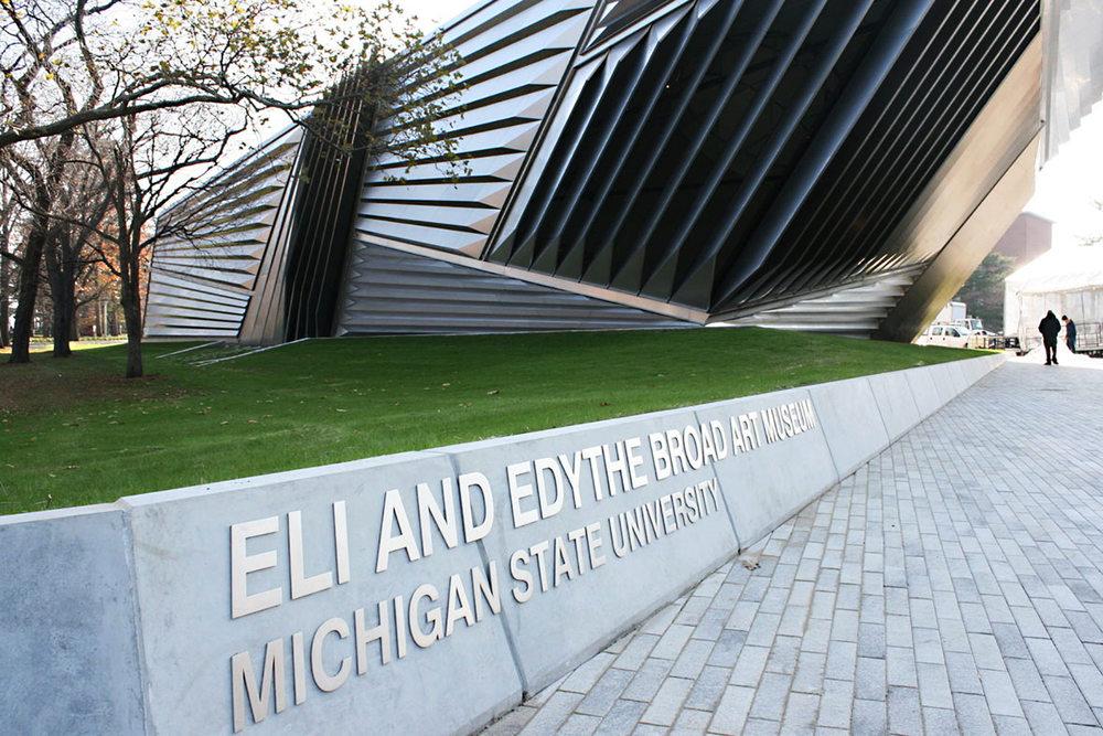 Eli and Edythe Broad Art Museum at MSU
