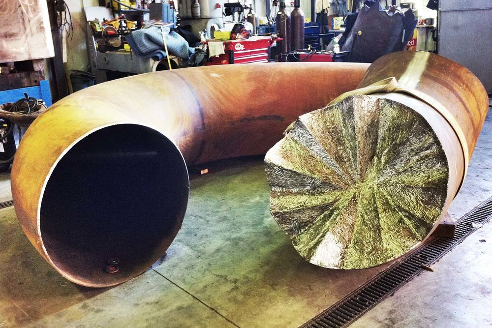 Torus 340 in Fabrication