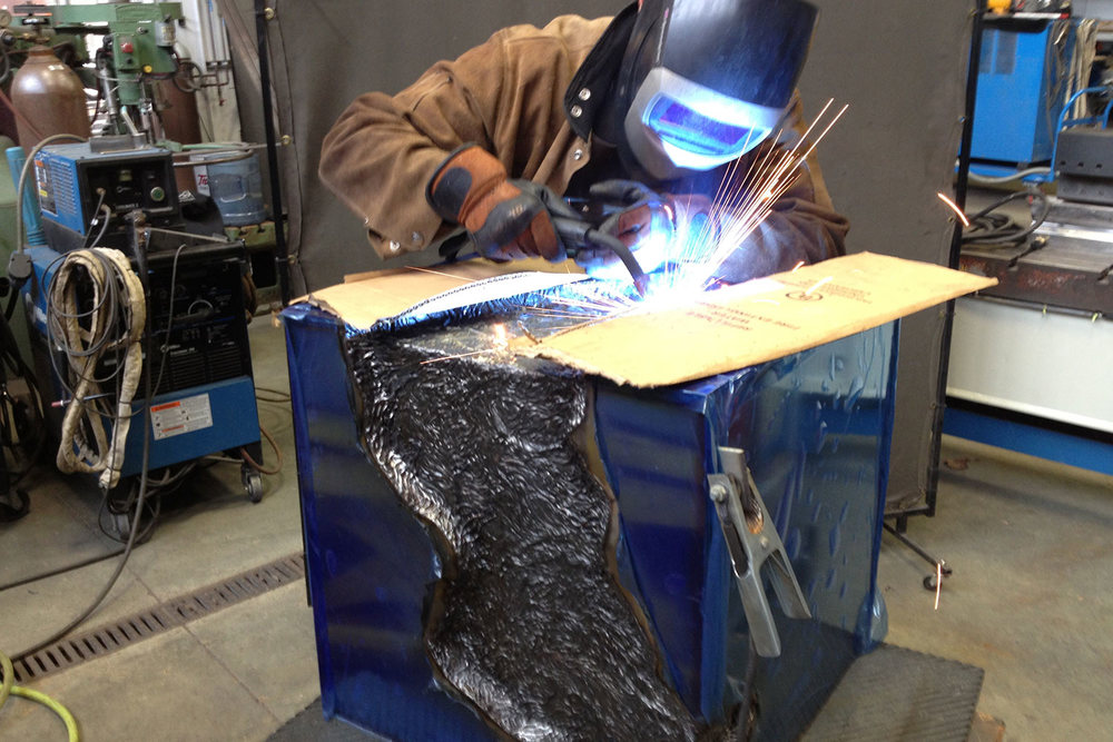 Fissure Fabrication