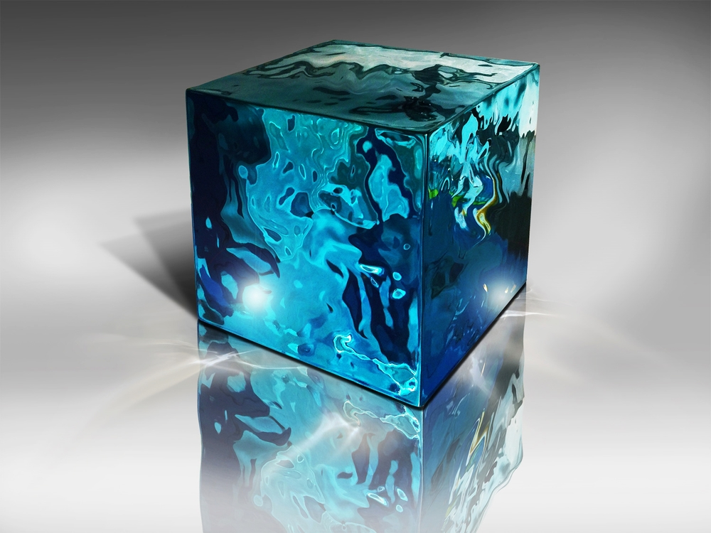 Jewel Box (China Blue)