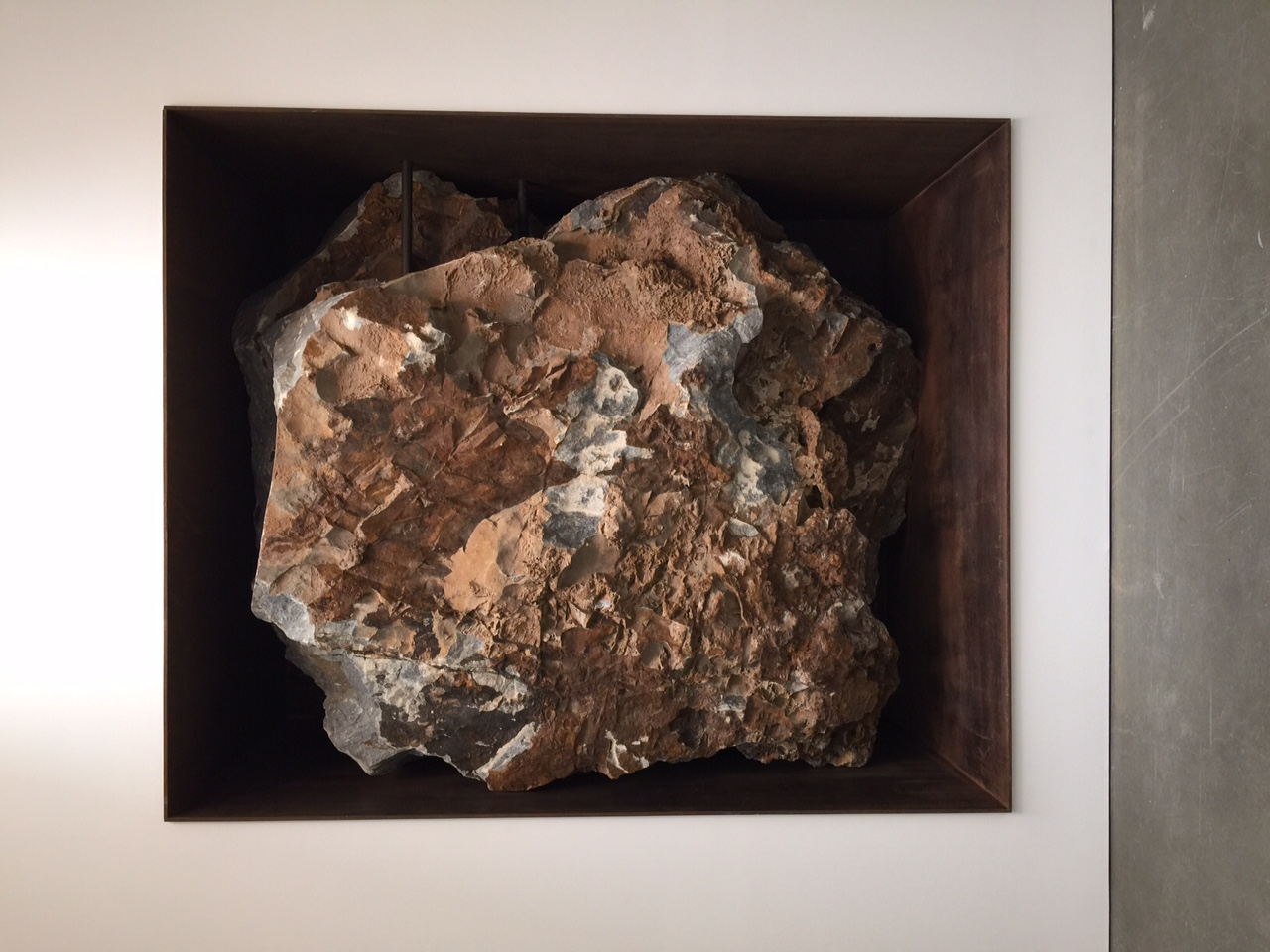 Michael Heizer at Gagosian Gallery