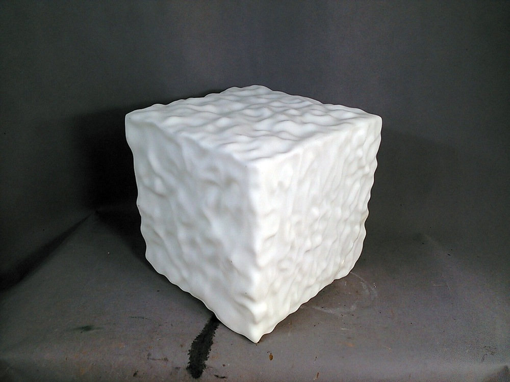 Bump Block SLA Rapid Prototype Resin Print